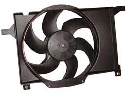 Cooling Fan Replacement