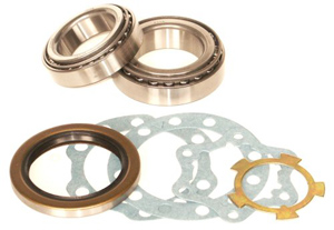 Wheel Bearing Replacement - Front or Rear with Lube Mobile