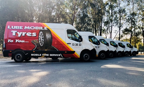Mobile Tyre Replacement