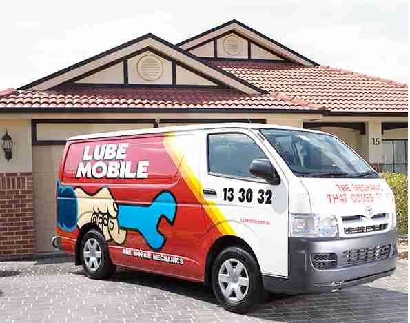 Car Service & Repairs, Mobile Mechanics - Lube Mobile